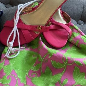 Lilly Pulitzer Shoes - Lily Pulitzer Sandals